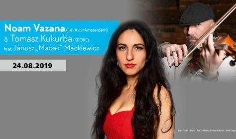 Noam Vazana & Tomasz Kukurba – koncert