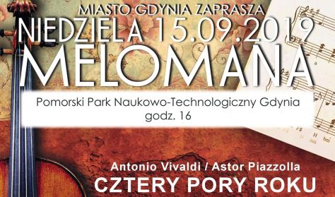 Niedziela Melomana - Antonio Vivaldi / Astor Piazzolla CZTERY PORY ROKU
