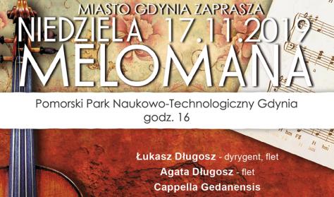 Niedziela Melomana - Władysław Słowiński – Koncert na dwa flety i orkiestrę