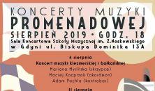 Koncert Muzyki Promenadowej - Piaf po polsku 2 (premiera płyty)
