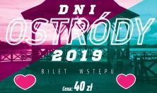 Dni Ostródy - dzień 2 - Czerwone Gitary, Kombi, Komodo & Sykes, DJ Johnny Bravo & Dziubee Drummer