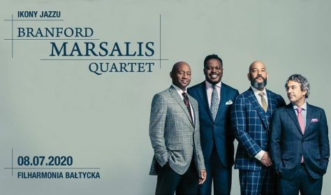 Branford Marsalis Quartet w Gdańsku