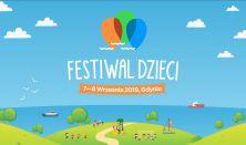Festiwal Dzieci - dzień 1