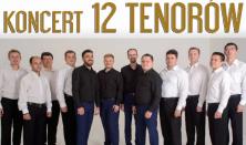 KONCERT SYLWESTROWY - 12 TENORÓW i Narodowa Orkiestra Filharmonii Tarnopolskiej