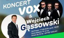 Wojciech Gąsowski i grupa VOX