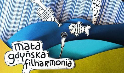 """Mała Gdyńska Filharmonia """"Radosne pieśni gospel i magia świąt"""""""