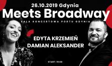 Gdynia meets Broadway – Edyta Krzemień i Damian Aleksander