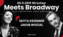 Wrocław meets Broadway – Edyta Krzemień i Jakub Wocial