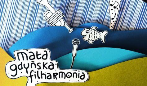 """Mała Gdyńska Filharmonia """"Świąteczny koncert w zimowej czapce"""""""