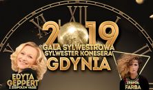 Gala Sylwestrowa 2019 - Sylwester KONESERA