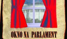 Okno na parlament - Premiera sylwestrowa z bankietem