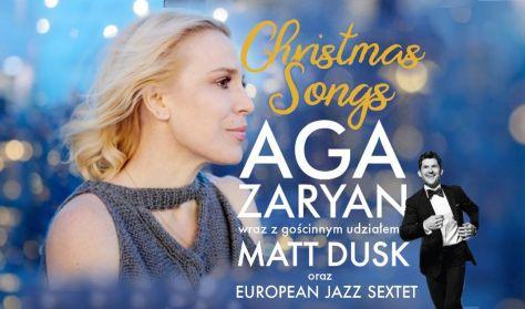 Christmas Songs: Aga Zaryan wraz z gościnnym udziałem Matt Dusk oraz European Jazz Sextet