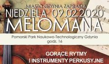 Niedziela Melomana - Gorące rytmy i instrumenty perkusyjne Ameryki Łacińskiej
