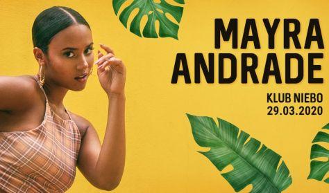 Mayra Andrade - Manga Tour 2020 - Warszawa