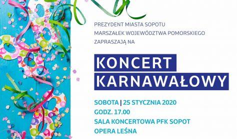 Koncert Karnawałowy na bis