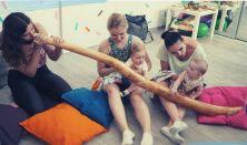 Sensorytmika – dźwiękowe zabawy rozwojowe dla dzieci 0-1
