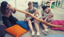 Sensorytmika – dźwiękowe zabawy rozwojowe dla dzieci 2-4