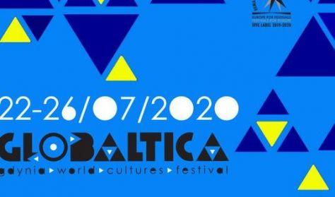GLOBALTICA 2020, BILET – piątek 24.07 (koncerty na scenie głównej w Parku Kolibki)