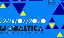 GLOBALTICA 2020, BILET – sobota 25.07 (koncerty na scenie głównej w Parku Kolibki)