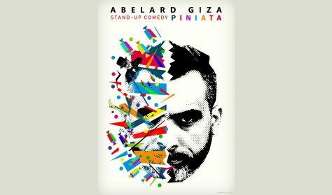 """ABELARD GIZA STAND UP """"PINIATA"""""""