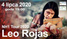 NH1 Tour 2020 Leo Rojas Band koncert live