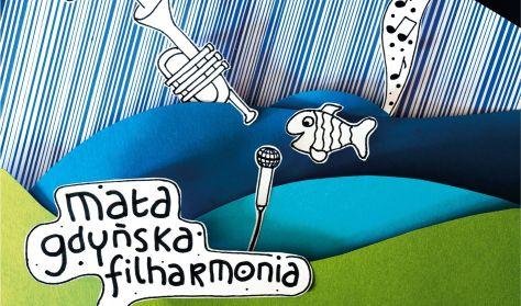 """Mała Gdyńska Filharmonia """"Walizka słonecznych przebojów"""""""