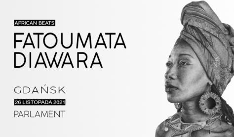 Fatoumata Diawara w Gdańsku