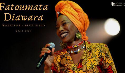 Fatoumata Diawara w Warszawie