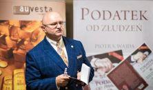 """""""Skazani na zyski"""" - spotkanie z Piotrem S. Wajdą"""