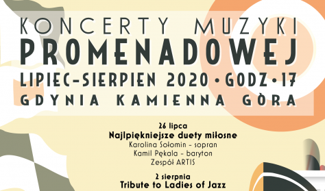 Koncert Muzyki Promenadowej - Tribute to Ladies of Jazz