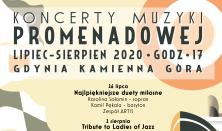 Koncert Muzyki Promenadowej - Cały ten jazz …