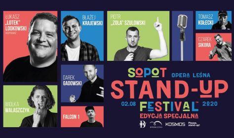 Stand-Up Festival 2020 - Edycja Specjalna