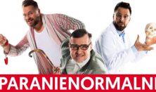 """Kabaret Paranienormalni """"Z humorem czeba żyć"""""""