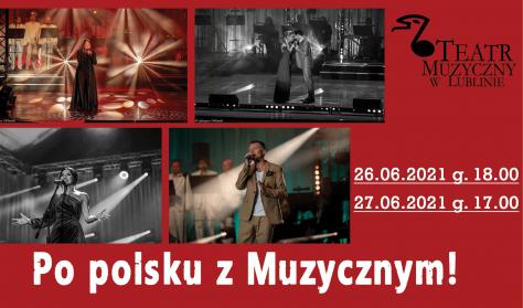 """Koncert """"Po polsku z Muzycznym"""""""