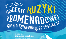 Koncert Muzyki Promenadowej - Magic Sound of Harmonica