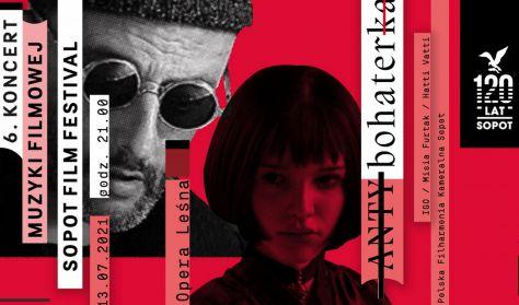 6. Koncert Muzyki Filmowej - Sopot Film Festival 2021