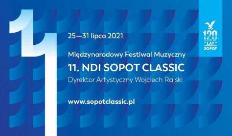 11. Festiwal NDI Sopot Classic - KONCERT MUZYKI POLSKIEJ
